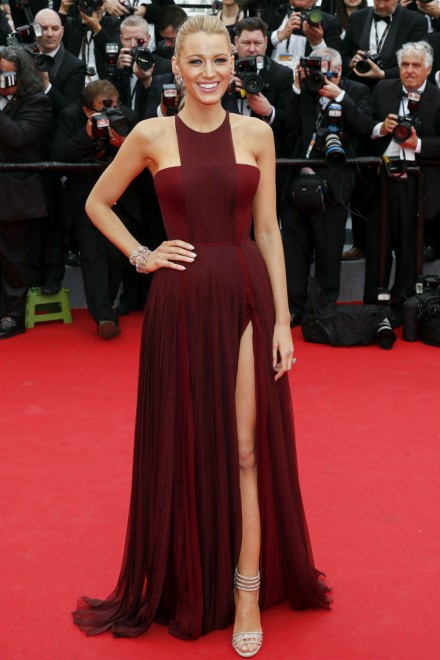 Blake Lively Sets The Fashion Bar High At The Opening Of Cannes