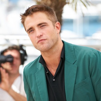 Robert Pattinson at Cannes 2014