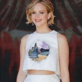 Jennifer Lawrence Cannes 2014