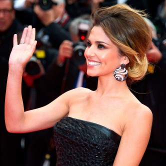 Cheryl Cole at the Cannes Film Festival 2014