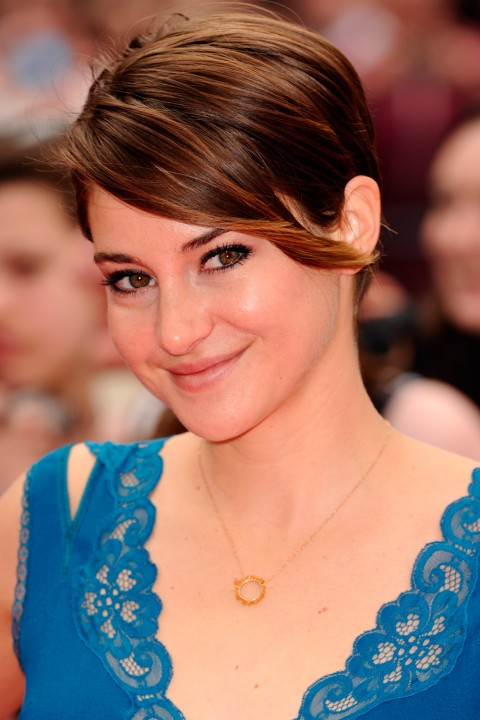 Shailene Woodley - Short Hairstyles For Women