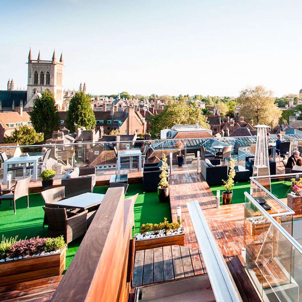 Rooftop Bars 9 New Ones To Hang Out On This Summer