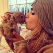 Cara Delevingne's pet rabbit, Cecil