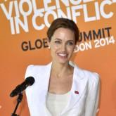 Angelina Jolie Global Summit To End Sexual Violence William Hague Stella McCartney