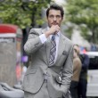 David Gandy At The London Collections: Mens