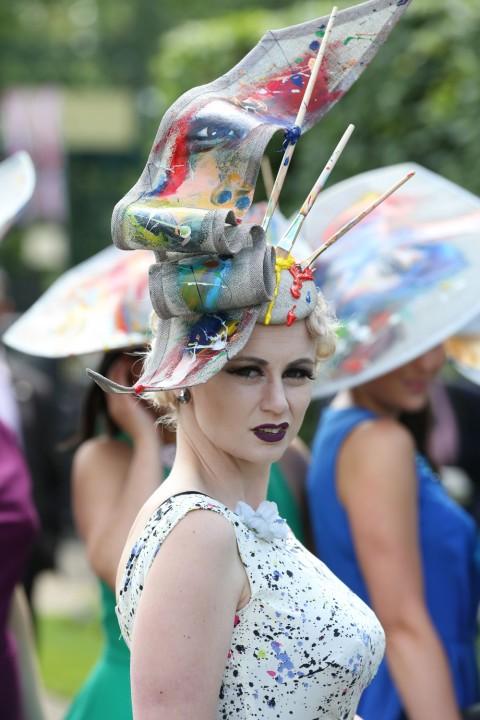 Ladies Day Royal Ascot 2014