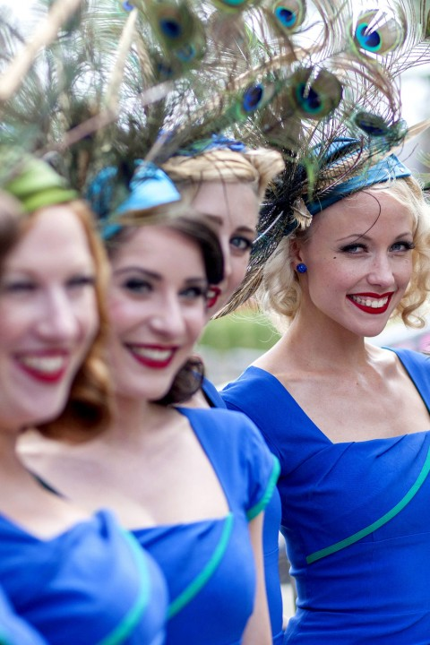 Ladies Day Royal Ascot 2014