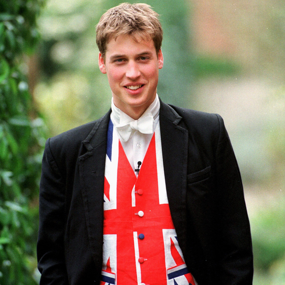 prince william a life in pictures celebrity pictures