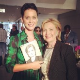 Hillary Clinton Katy Perry Hard Choices