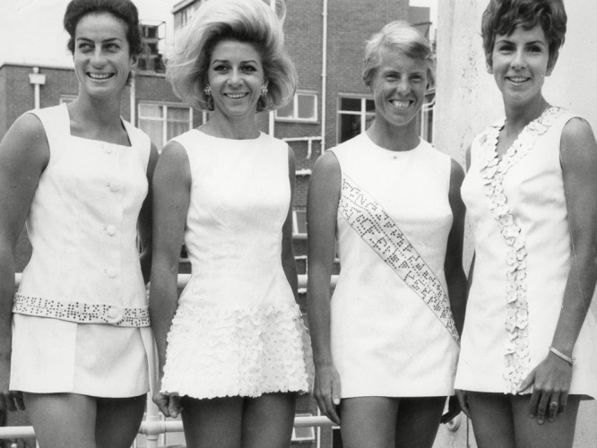 Wimbledon fashion