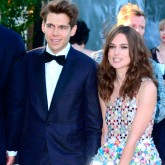 Keira Knightley and James Righton at the Serpentine Summer Party 2014 in Hyde Park