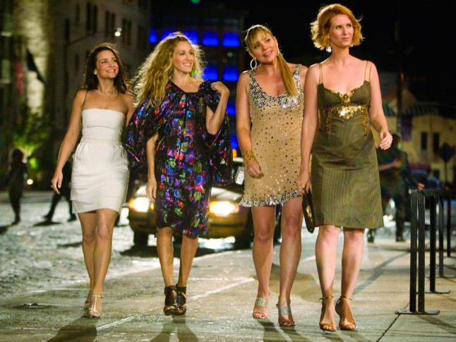 Hotel in sex and the city movie