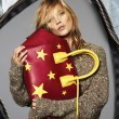 Kate Moss for Stella McCartney's AW14 campaign