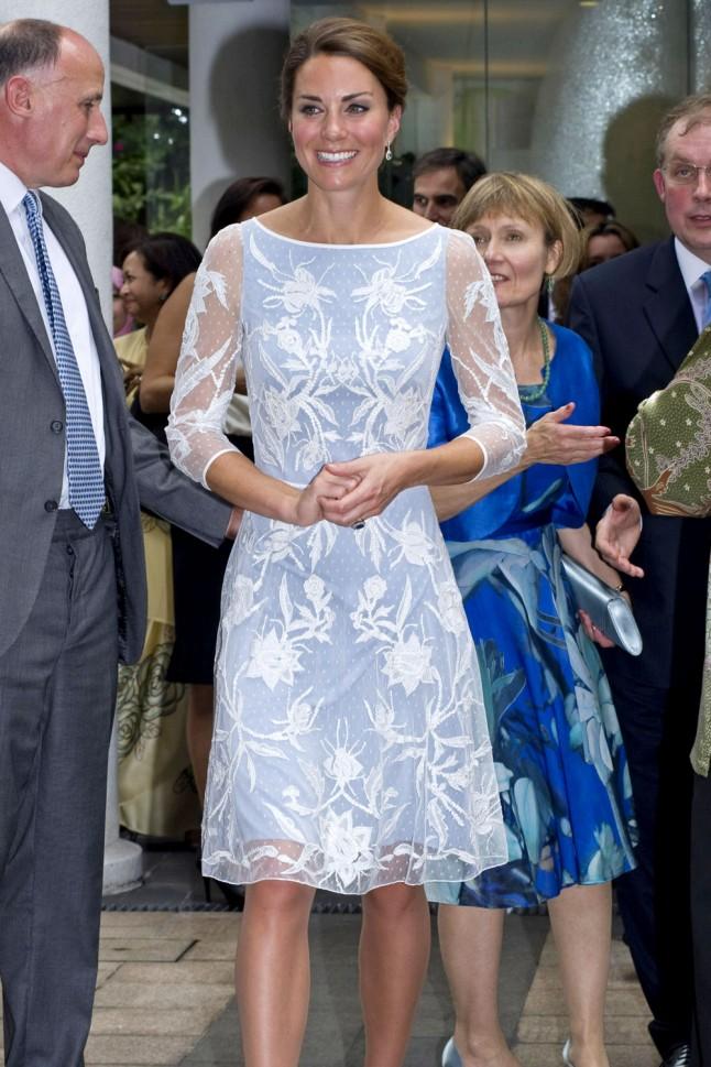 Princess Kate Middleton Fashion kate middleton's favourite brands: the ...