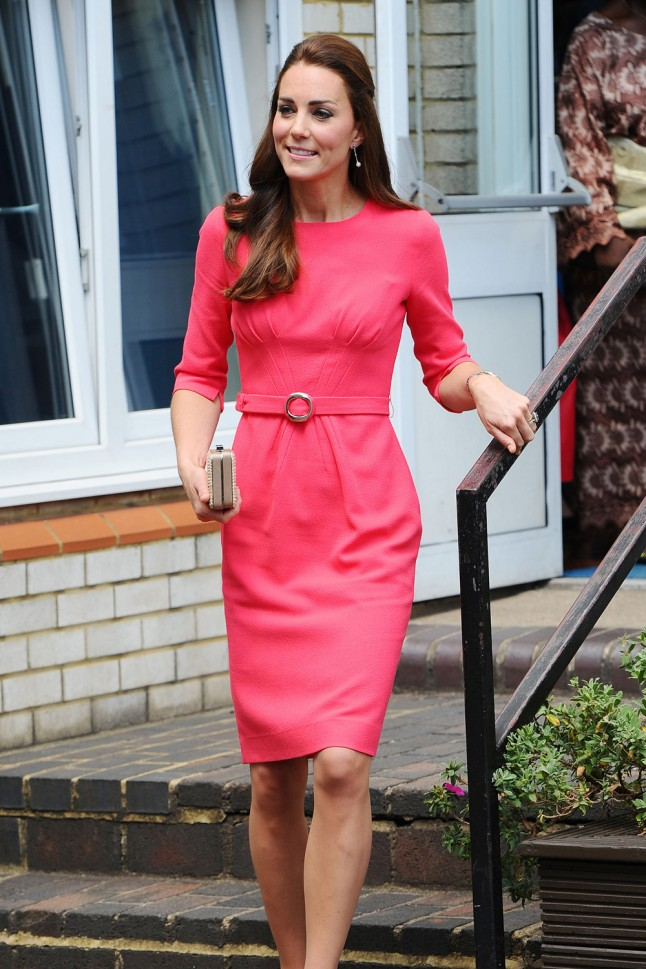 Style Icon: Kate Middleton - Pearls and Polkadots