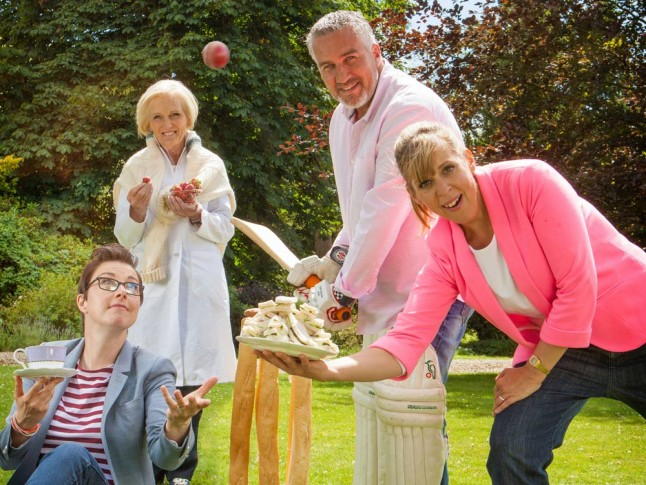 Great British Bake Off Moves To Channel 4 After BBC Lose Contract