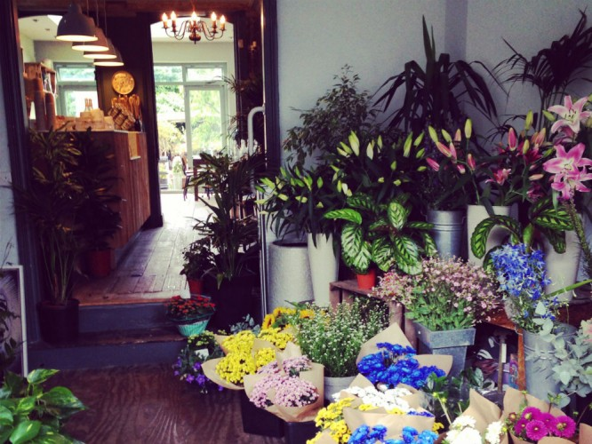 The 5 Florist Cafes You Will Love