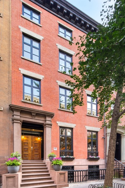 See inside sarah jessica parker 39 s house marie claire for Apartments for sale in greenwich village nyc