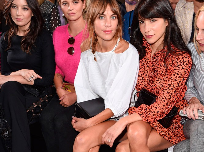 EXCLUSIVE: Alexa Chung's London Fashion Week Survival Guide