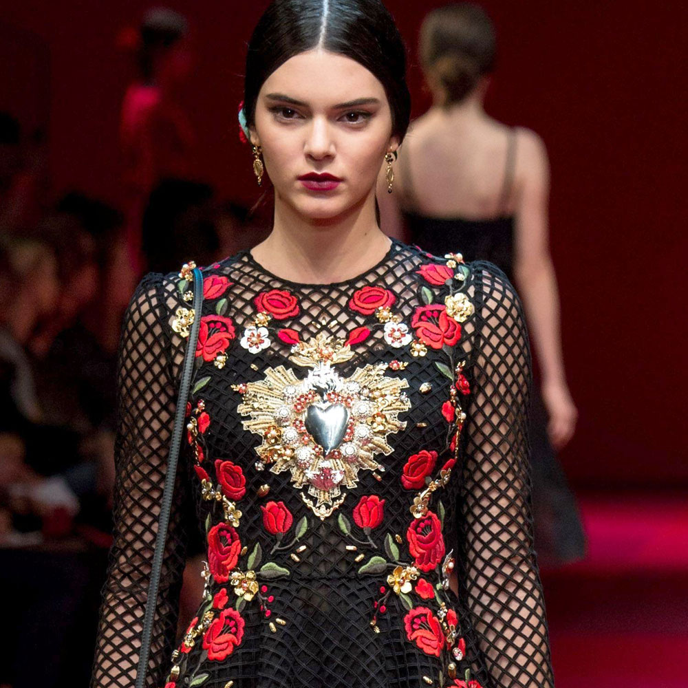 Dolce Gabbana Break The Mould With Their SS15 Show At Milan Fashion Week