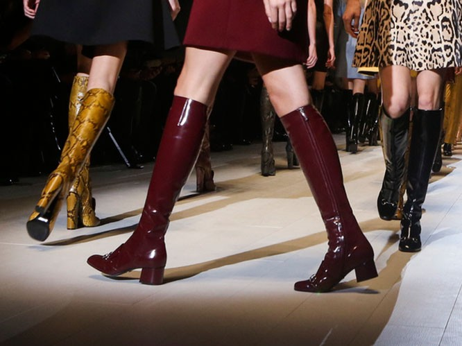 Knee High Boots: 40 Pairs To Work Into Your New-Season Wardrobe...