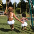 Beyonce Knowles, Blue Ivy and Jay Z