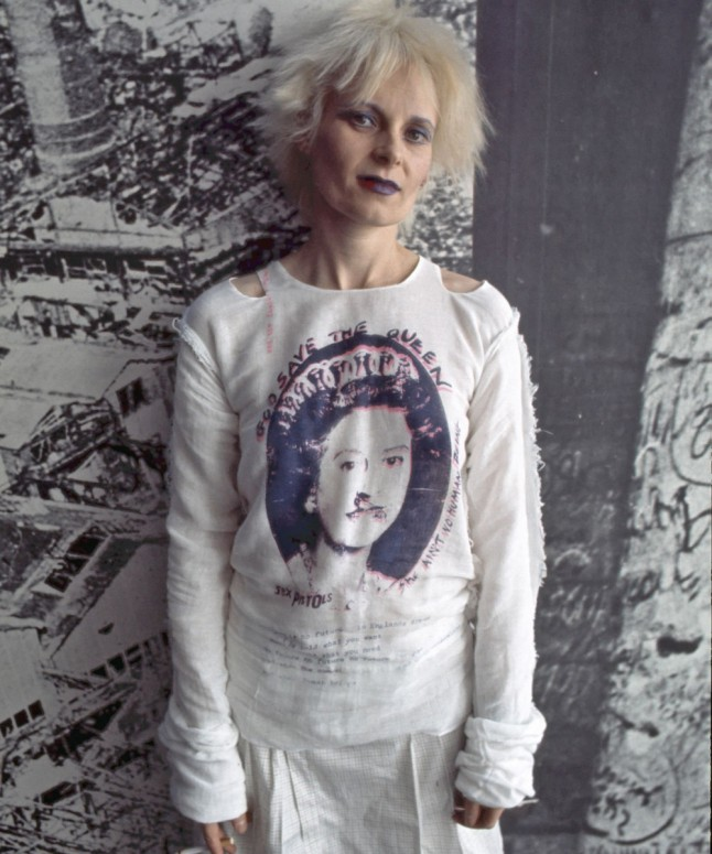 Vivienne Westwood 39 S Best Moments And Fashion Archive Marie Claire