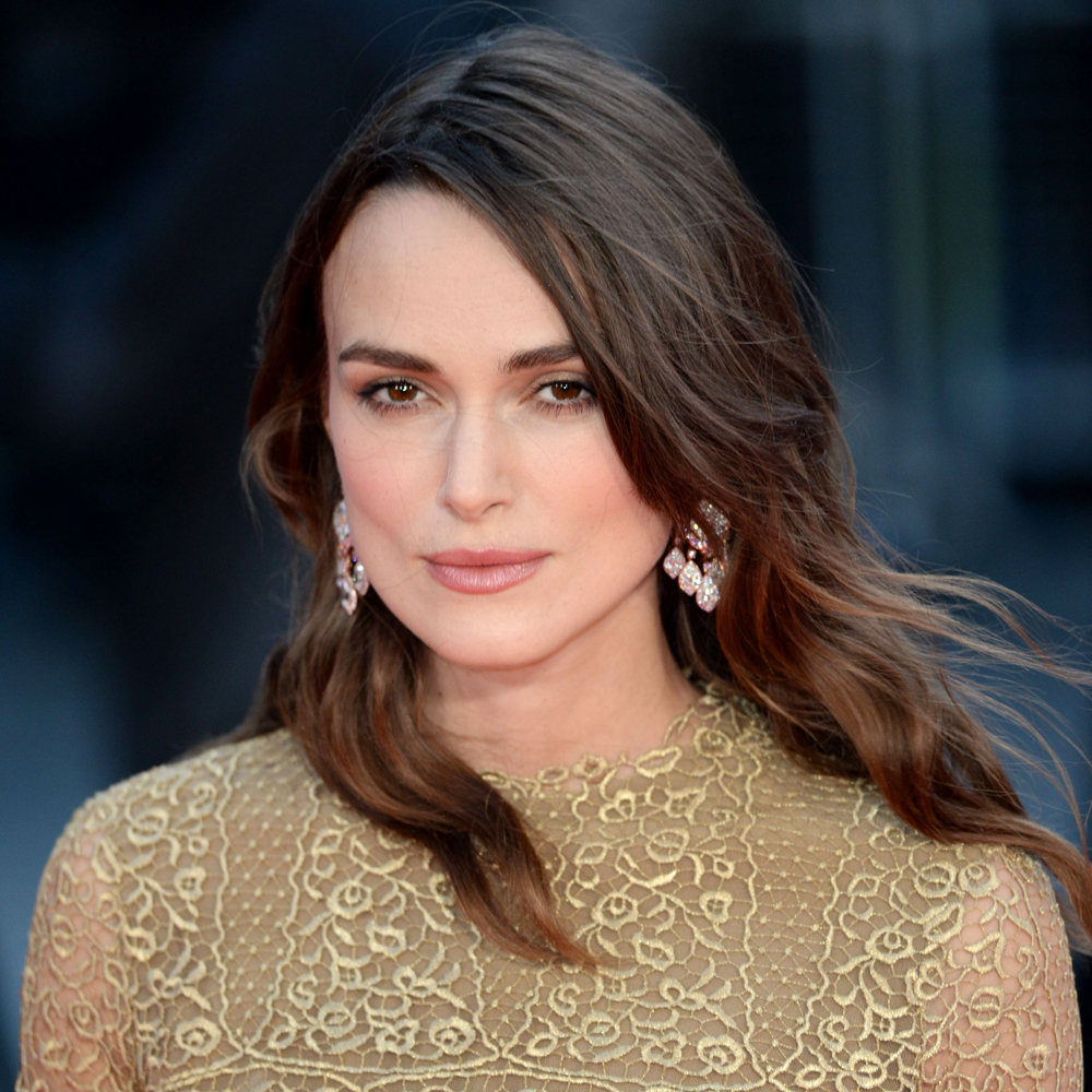 Keira Knightley thinks 'women's bodies are a battleground' and she's posing topless to prove it... | Marie Claire - Keira-Knightley-Thumb