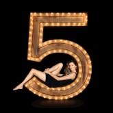 Photo of the new Chanel No.5 ad featuring Gisele