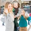 Successful women families