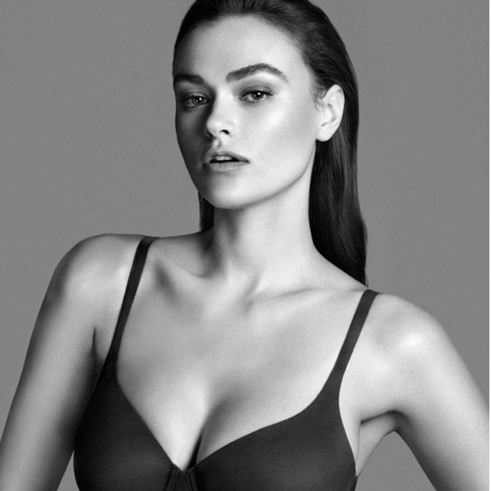 Calvin Kleins Plus-Size Model Speaks Out | Marie Claire