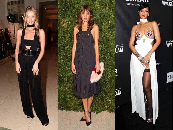 A-list Stars Wearing SS15 Now