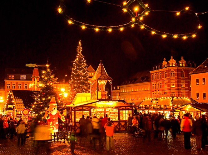 Christmas markets UK