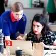 Women coders
