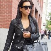 Kim Kardashian's Birkin bag