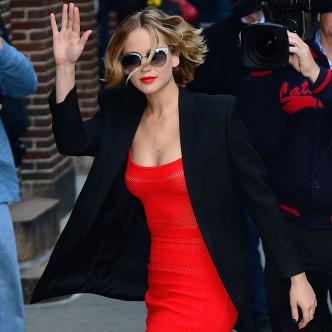 Photo of Jennifer Lawrence