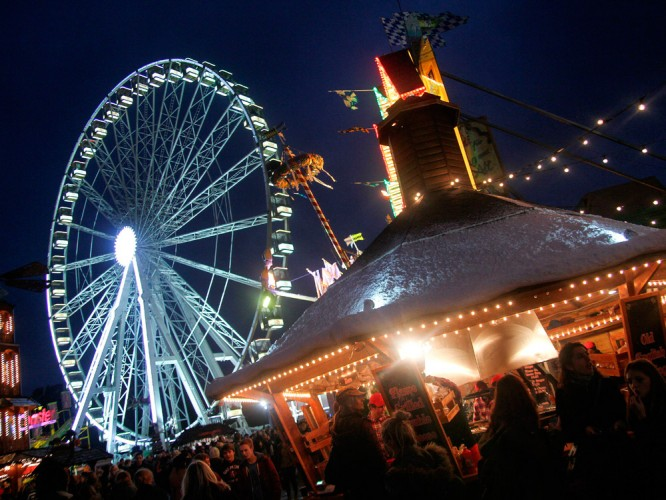 London Christmas Markets: 5 Of The Best