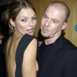 Kate Moss and Alexander McQueen