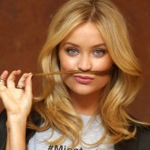 Laura Whitmore for Misstache
