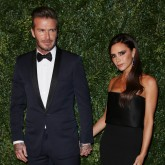 Photo of David and Victoria Beckham