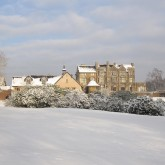 Pennyhill in snow