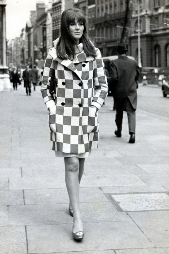 1960s Fashion The Icons And Styles That Defined A The Decade Marie Claire