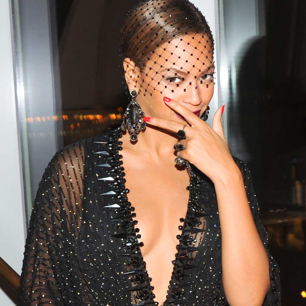 Beyonce 2014 Calendar Beyonce at The Met Ball 2014