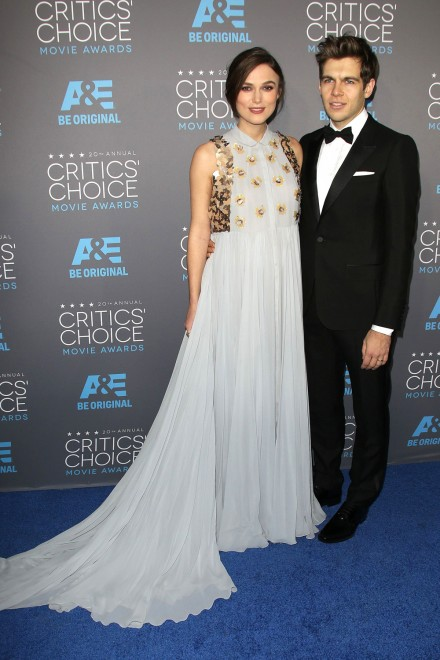 Critics Choice 2015