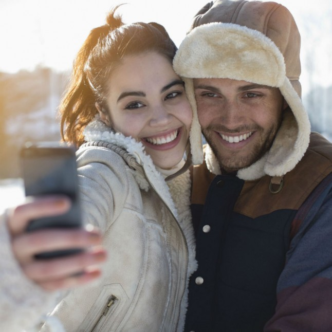 Relationship Selfies: In Defence Of The Virtual PDA