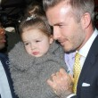 Photo of David and Harper Beckham