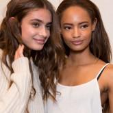 Photo of models wearing primer