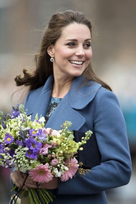 Kate Middleton Grey Hair G