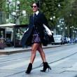 Paisley Street Style Milan