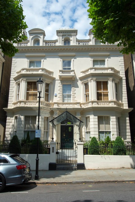 David And Victoria Beckhams GBP32m House Is More Incredible